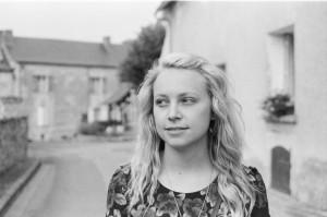 Kelli in France